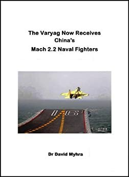 The Varyag Now Receives China's Mach 2.2 Naval Fighters