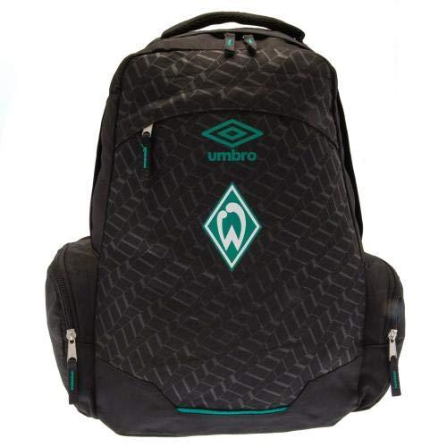 Unbekannt SV Werder Bremen Umbro Rucksack Offizieller Merchandise