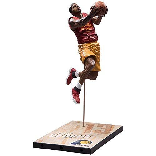 McFarlane Toys NBA Series 29 Paul George Indiana Pacers Collectible Action Figure