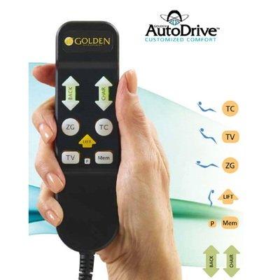 Golden Tech Lift Chair Auto Drive MaxiComfort Hand Control ZKAD-1