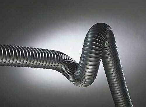 ID L 25 ft 10 In Ducting Hose Rubber