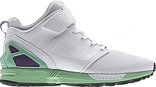 adidas - Chaussure mi-montante ZX Flux NPS - Ftwr white - 37 1/3