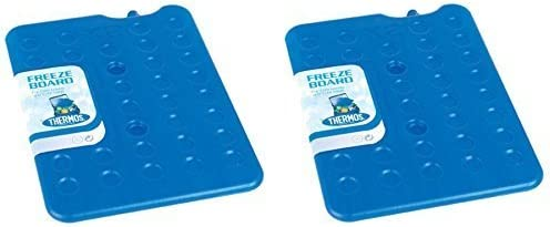 Thermos Cool Bag Ice Pack Freeze Board 800G PACK OF 2 by Thermos ...