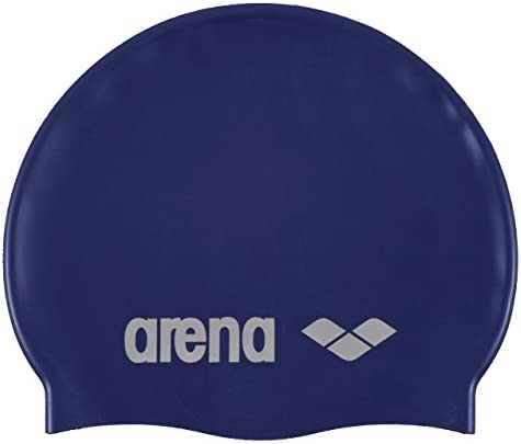 ARENA Classic Swim Cap Gorro de nataci/ón de Silicona cl/ásico Unisex Adulto