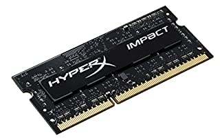HyperX 4GB 1866MHz DDR3L CL11 1.35V SODIMM HyperX Impact Laptop Memory HX318LS11IB/4 (B00VMCU9CO) | Amazon Products