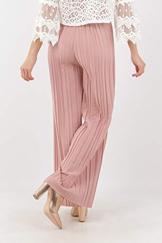 Pantalon Plissé Rose Lyse® Pantalon Lyse® Femme IXwYyEq