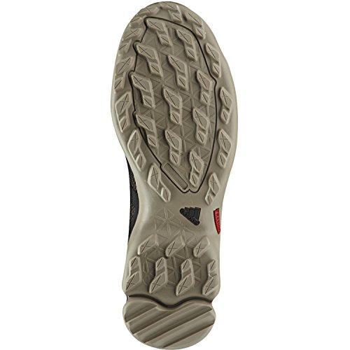 Adidas Mens Allaperto Ax2 Escursioni Con Le Racchette Grigio Miscela, Nero, Terra Dombra