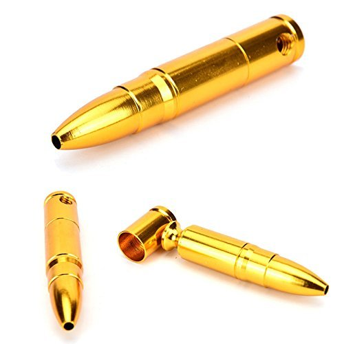 T.O.C.C Handheld Size Bullet Shaped Metal Fittings