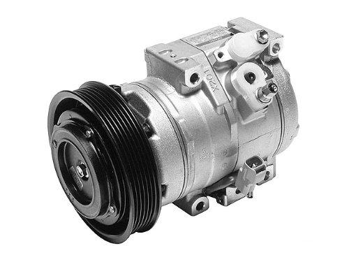 Denso 471-1538 New Compressor with - Honda Compressor A/c Accord