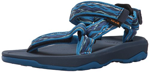Teva Boys' K Hurricane XLT 2 Sport Sandal, Delmar Blue, 3 M US Little Kid