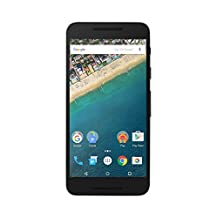 LG Nexus 5X LG-H791 32GB Factory Unlocked EU Smartphone - Carbon Black (International Version)