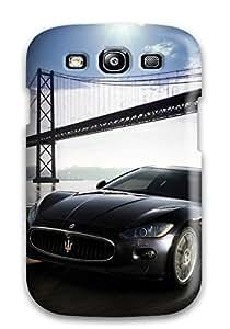 Excellent Design Maserati Granturismo Case Cover For Galaxy S3