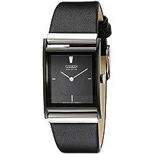 Citizen Men's BL6005-01E Eco-Drive Strap Black Dial Watch
