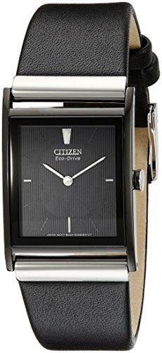 Citizen Eco-Drive Men's BL6005-01E Stainless Steel Watch wit...