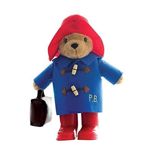 Paddington Bear Large Classic With Boots And Suitcase from Paddington Bear