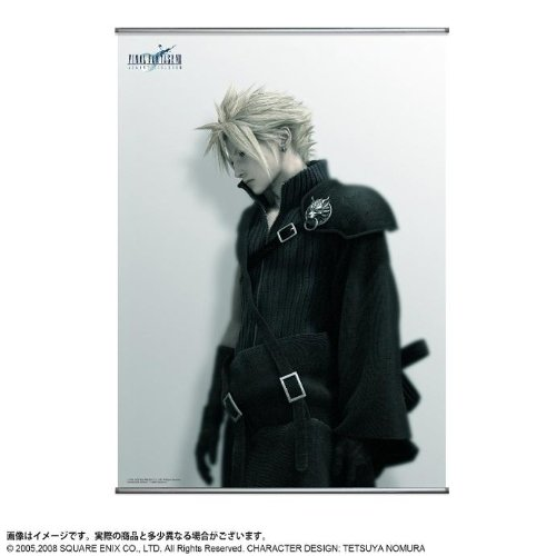 Square-Enix - Final Fantasy VII wallscroll Cloud Strife
