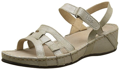 TBS Women's Vladia Y7 Sling Back Sandals Blanc (Blanc) discount view buy cheap low shipping fee where to buy cheap real a7JrNNQh