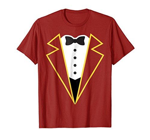 Ringmaster Shirt Red Circus -