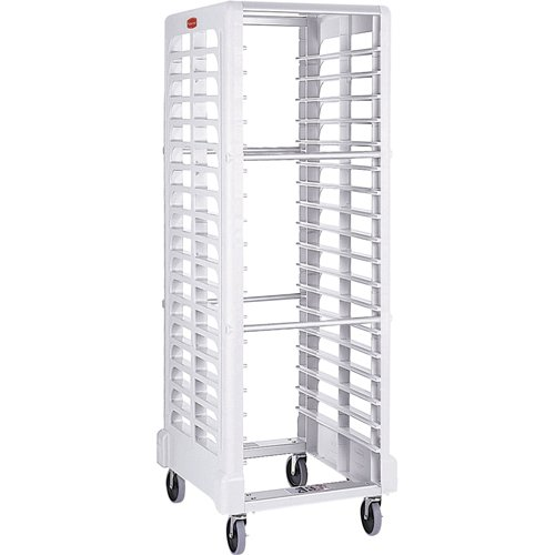Rubbermaid Commercial ProServe Rack, 18 Slot, White by Rubbermaid Commercial Products
