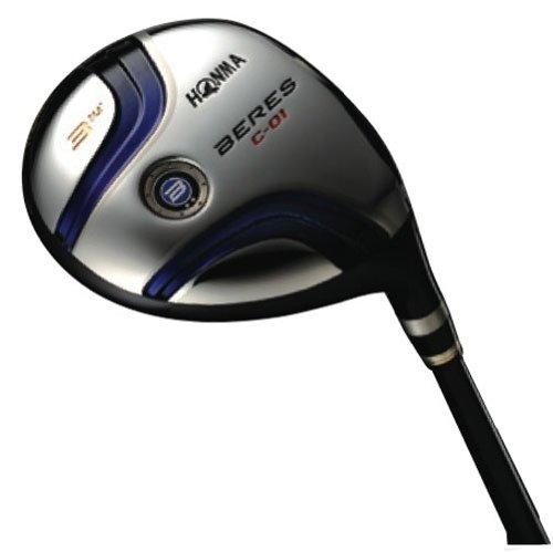 本間ゴルフ(HONMA Golf) フェアウェイウッド BERES ベレス C-01 AQ6-54 3Sグレード 5番 R C-01 B00GT67GYC