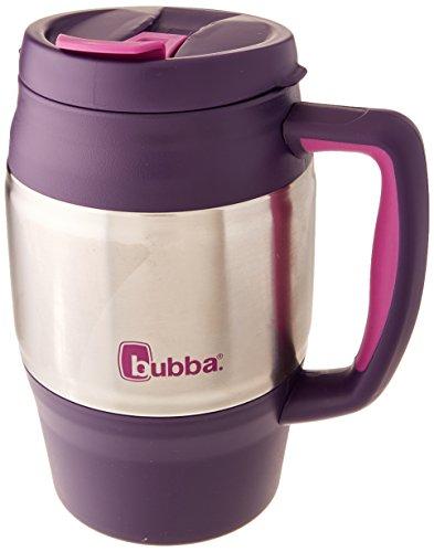 bubba Classic Insulated Travel Mug, 34 oz., Purple 34