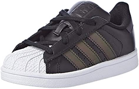 Adidas Superstar I – Sneakers, Unisex Children, black