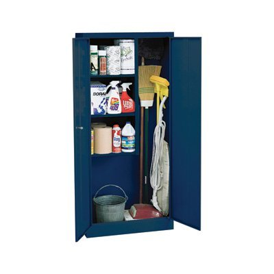 Sandusky Lee VFC1301566-06 Janitorial/Supply Cabinet, 30