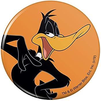 Looney Tunes Daffy Duck Kitchen Refrigerator Locker Button Magnet