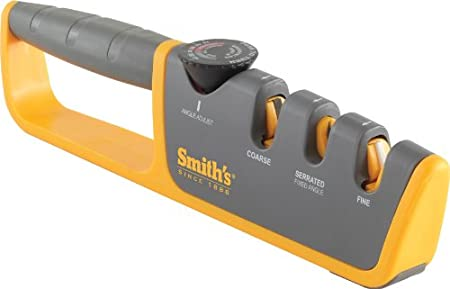 9. Smith's 50264 Manual Knife Sharpener