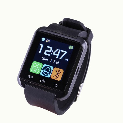 Amazon.com: TenYua U8 Smartwatch UWatch Bluetooth Smart ...