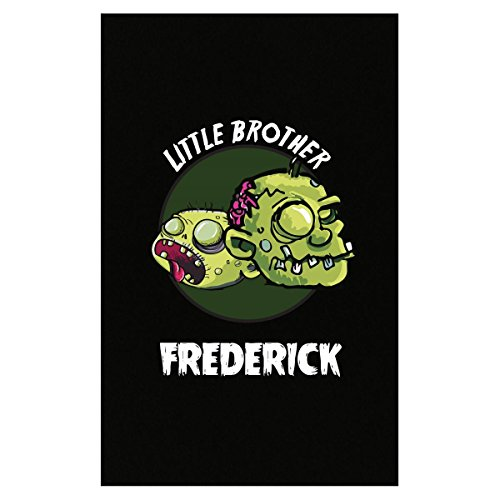 Prints Express Halloween Costume Frederick Little Brother Funny Boys Personalized Gift - Poster
