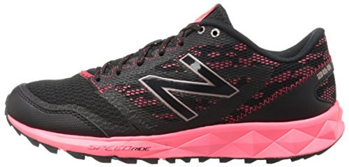 Amazon.com | New Balance Womens 590 Trail Running Shoe, Black/Pink, 6 D US | Trail Running