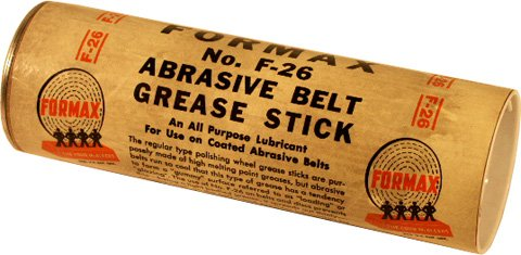 - Abrasive Belt Grease Stick (20 oz.)