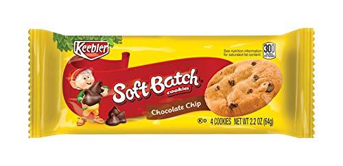 Keebler Soft Batch Chocolate Chip Cookies 2.2