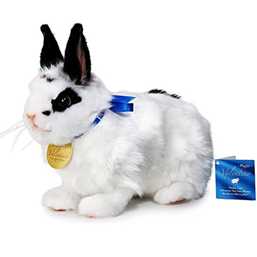 Price comparison product image Playful Valentino The Love Bunny Plush Toy