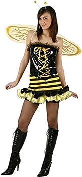 Disfraz de abeja para mujer: Amazon.es: Juguetes y juegos