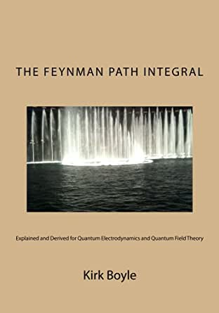 feynman path integral book pdf