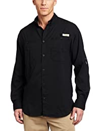 Men's Plus Tamiami Ii Long Sleeve Shirt
