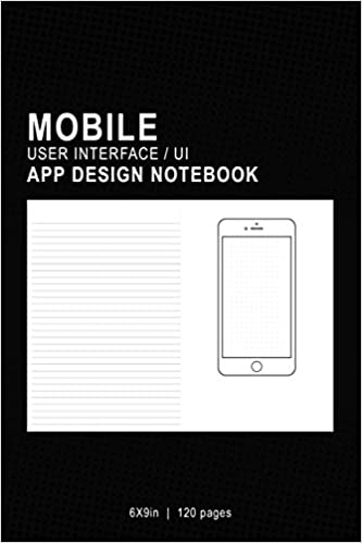 amazon mobile user interface ui app design notebook mobile ui ux