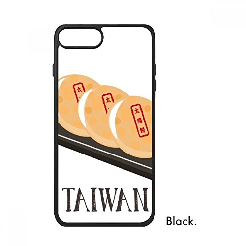 Snake Sun Cake Taiwan Travel for iPhone 7 Plus Cases Phonecase Apple Cover Case Gift