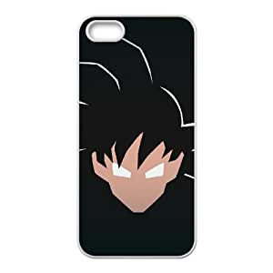 Dragon Ball Z iPhone 4 4s Cell Phone Case White 91INA91348524