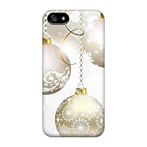 PSD26526DyLQ Cases Covers Christmas Silver Gold For Case Samsung Galaxy S4 I9500 Cover Protective Cases