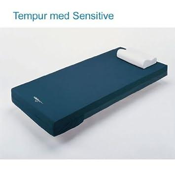 Tempur Med Sensitive 15 Matelas Médical Avec Housse En Plastique