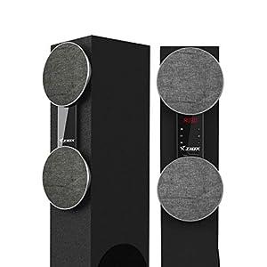 Ziox Thunder Tower Multimedia Speaker – Black