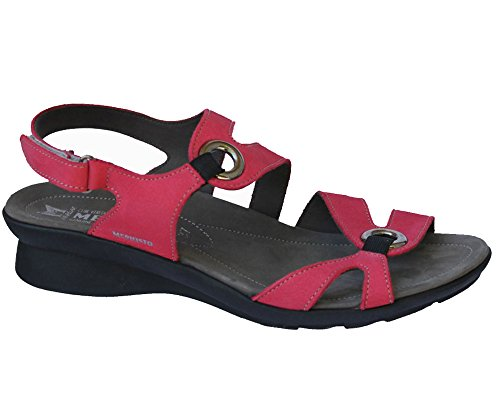 Sandale Mephisto nubuck PARFOLIA Fuschia Femme Chaussure 6940 B6q65xwO