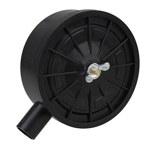 Pneumatic Components - Manual Air Compressor Filter Black Plastic Housing Pump Parts Head Renovation Kit