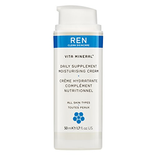 REN Vita Mineral Daily Supplement Moisturizing Cream, 1.7 Ounce