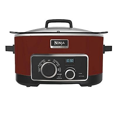 NINJA 4-in-1 Cooking System, 6 Qt (Certified Refurbished) from NINJA