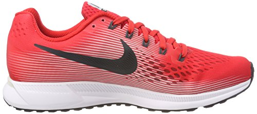 34 Zoom Anthracite Red Multicolore Air Uomo Speed Scarpe Pegasus 602 Running Nike q5FtS