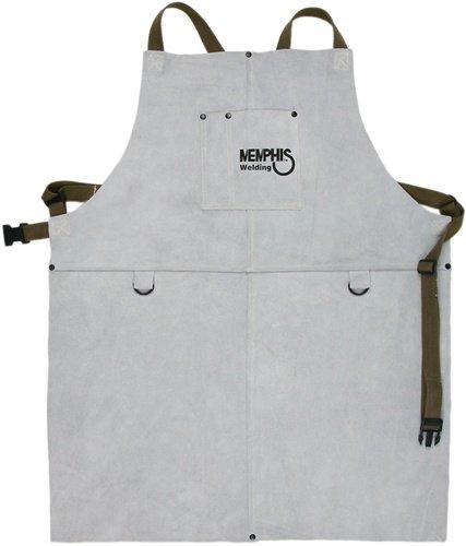 leather apron split - 7
